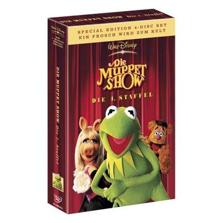 Muppet Show DVD Box