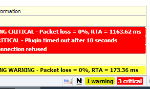 Nagios Checker Plugin Firefox